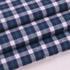 格子 涤棉 棉感 色织 平纹 外套 衬衫 上衣 70622-75