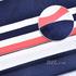 条子 横条 圆机 针织 纬编 T恤 针织衫 连衣裙 棉感 弹力 定位 罗纹60312-58