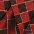 格子 涤棉 棉感 色织 平纹 外套 上衣 薄 70622-73