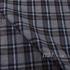 格子 棉感 色织 斜纹 无弹 外套 衬衫 大衣 裤子 60620-10