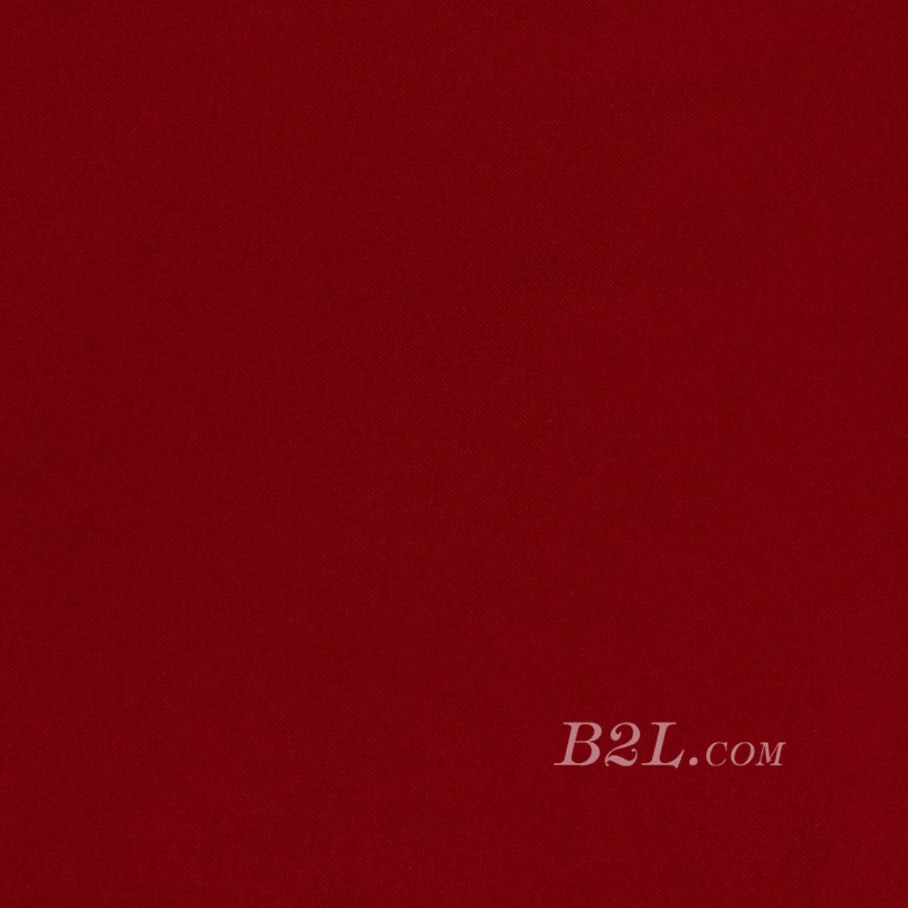 斜纹梭织染色素色短裙衬衫低弹春 秋 柔软 毛感 70823-29
