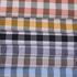 格子 棉感 色织 平纹 外套 衬衫 上衣 70622-18
