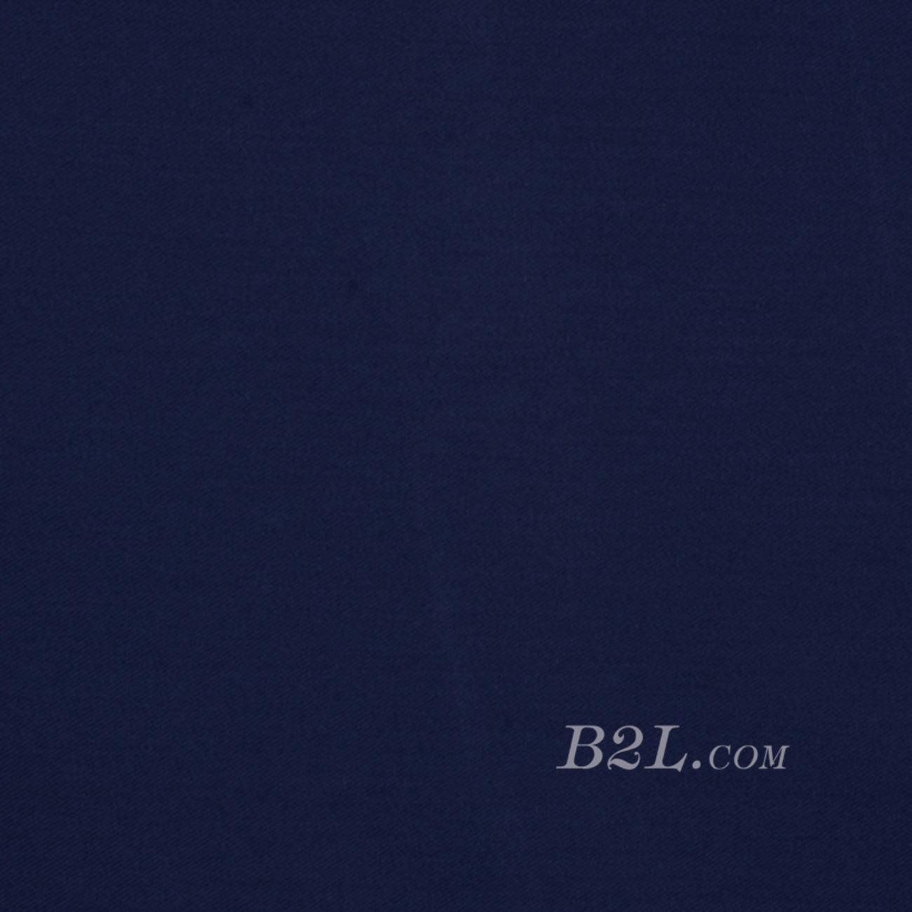 斜纹梭织素色染色连衣裙 短裙 衬衫 低弹 春 秋 柔软 70823-12