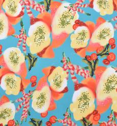 水果 期货 梭织 印花 连衣裙 衬衫 短裙 薄 女装 春夏秋 60621-205