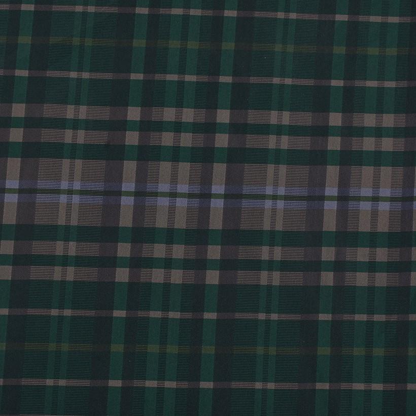 格子 棉感 色织 平纹 外套 衬衫 上衣 薄 70622-171