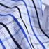 格子梭织色织无弹衬衫连衣裙半身裙偏硬细腻棉感男装女装60429-20