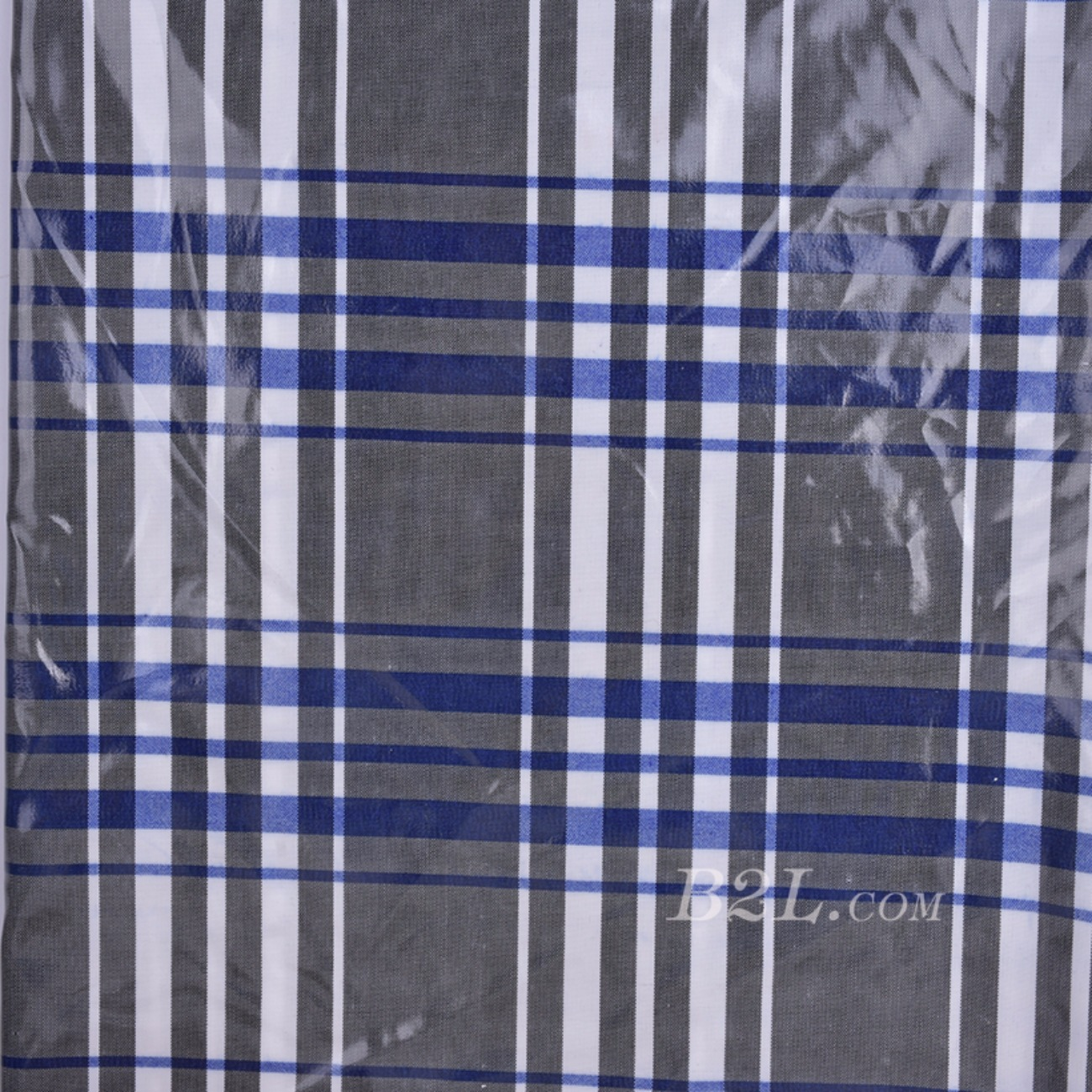 格子 梭织 色织 PU复合 低弹 春秋 大衣 外套 女装 80714-20