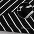 条子 横条 圆机 针织 纬编 T恤 针织衫 连衣裙 棉感 弹力 罗纹60312-9