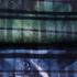 格子 全涤 梭织 色织 印花 无弹 衬衫 大衣里布 外套里布 薄 光面 60421-5