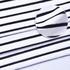 条子 横条 圆机 针织 纬编 T恤 针织衫 连衣裙 棉感 弹力 定位 罗纹 60312-75