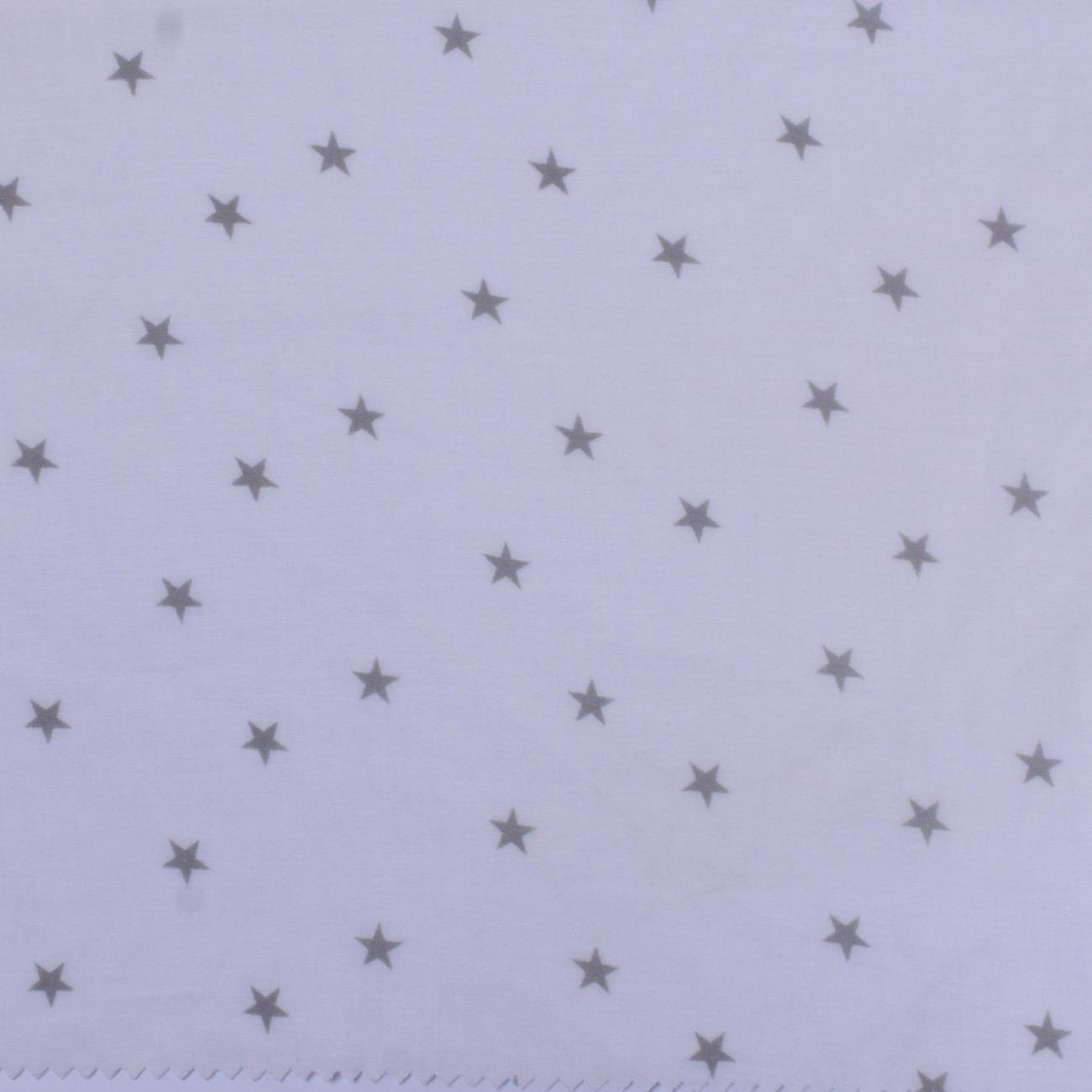 人棉期货星星梭织印花无弹衬衫连衣裙 短裙 薄 棉感 70522-72