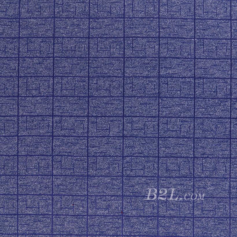 针织 棉感 低弹 四面弹 提花 纬编 平纹 细腻 柔软 上衣 春秋 70825-1
