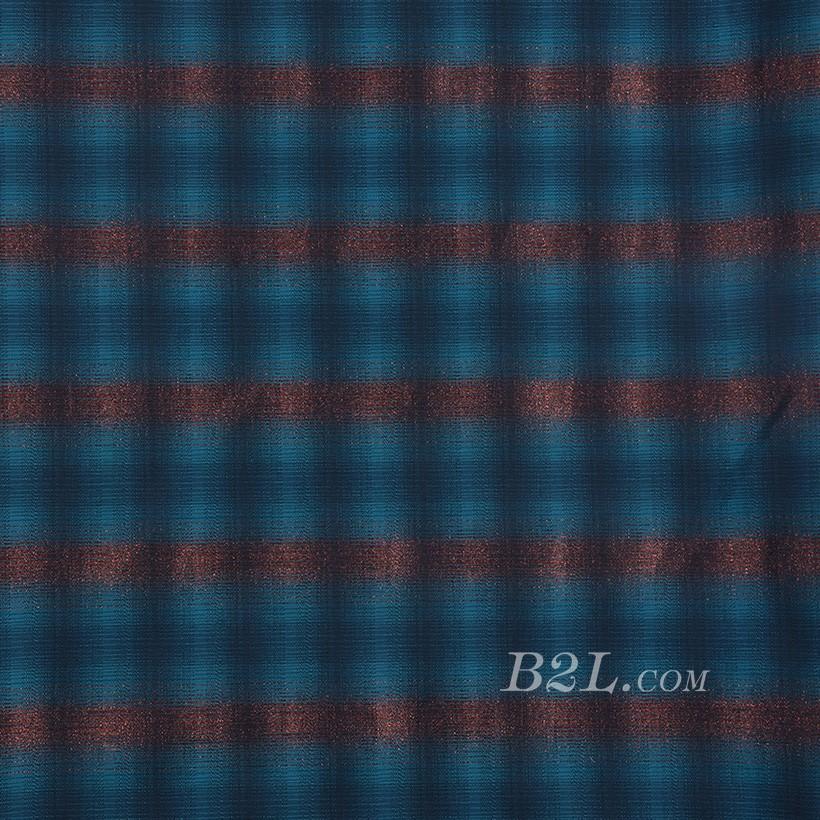 格子 棉感 色织 外套 衬衫 上衣 70622-157
