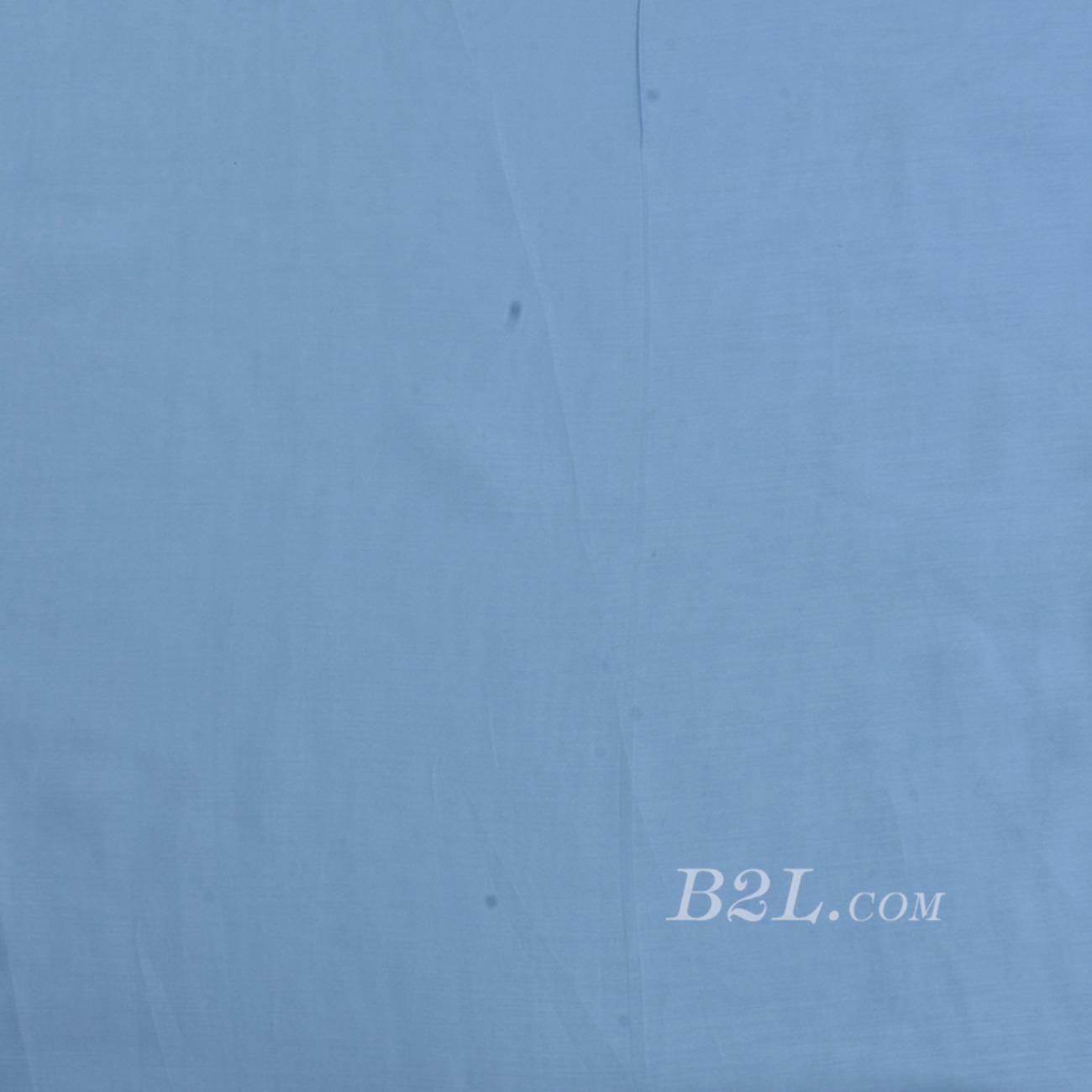 斜纹梭织素色染色连衣裙 短裙 衬衫 无弹 春 秋 柔软 薄 70724-10