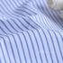 条子梭织色织无弹衬衫连衣裙半身裙柔软细腻棉感男装女装60419-37