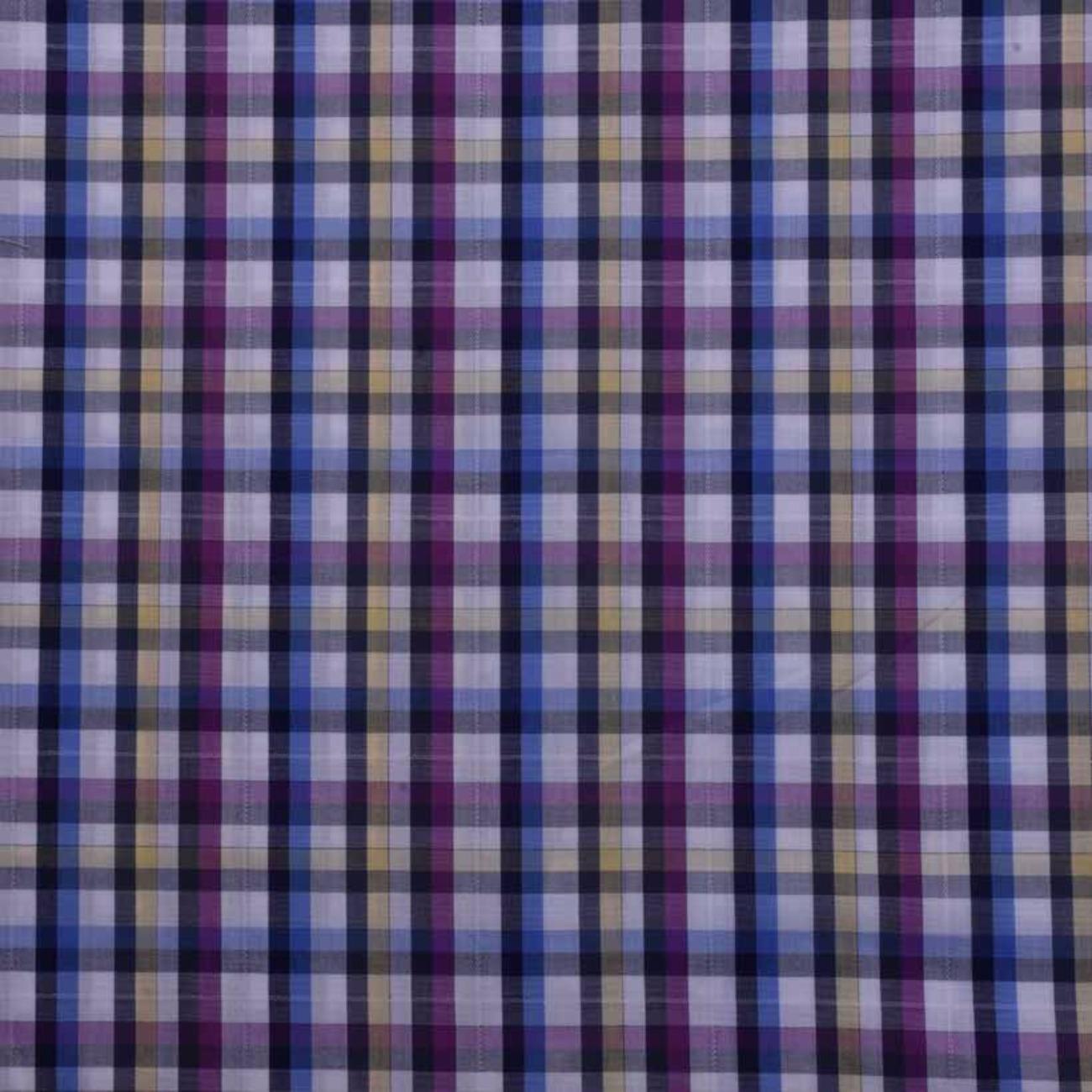 现货格子梭织色织提花低弹休闲时尚风格 衬衫 连衣裙 短裙 棉感 60929-29