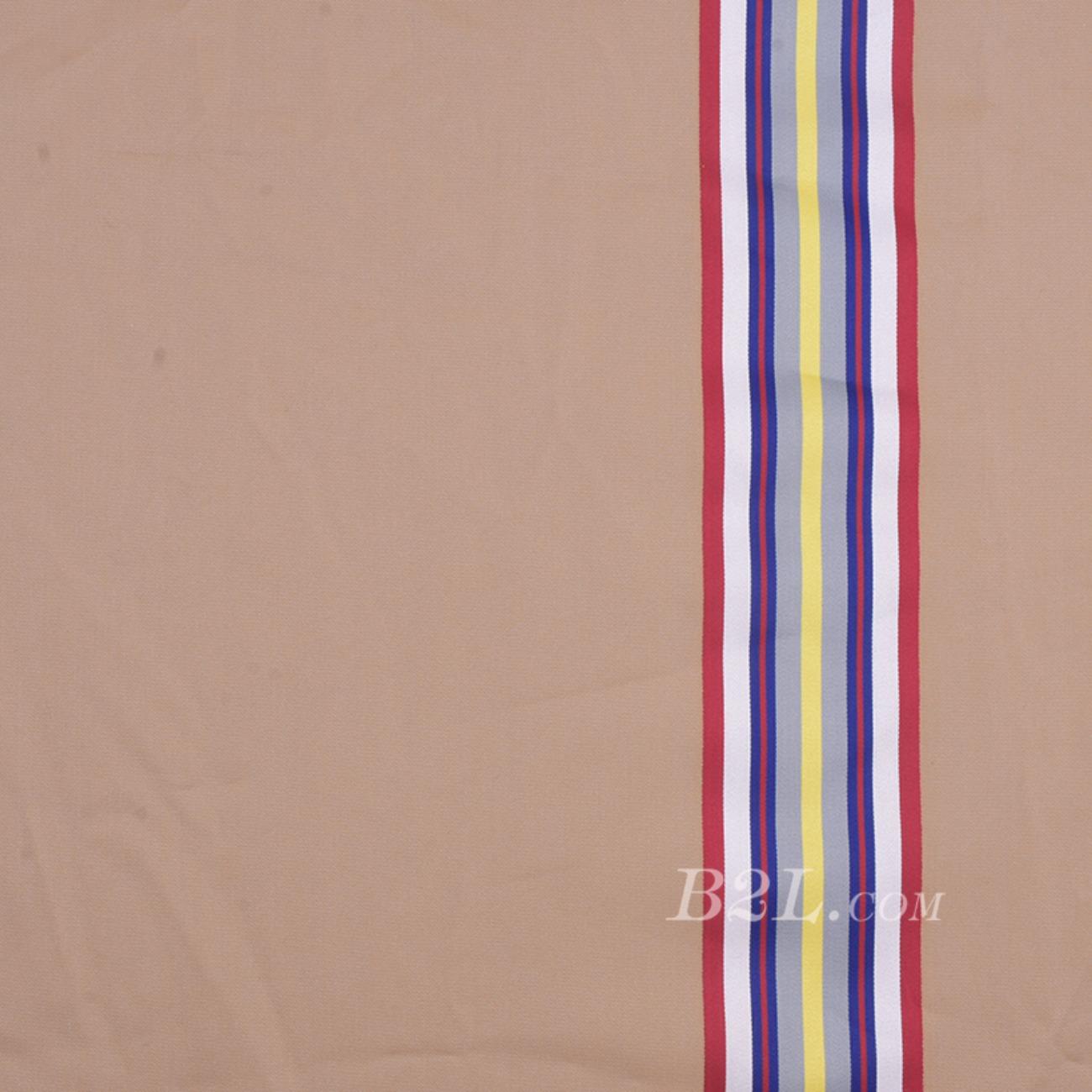 条子 色织 织带 梭织 平纹 低弹 春秋 外套 连衣裙 女装 80808-2