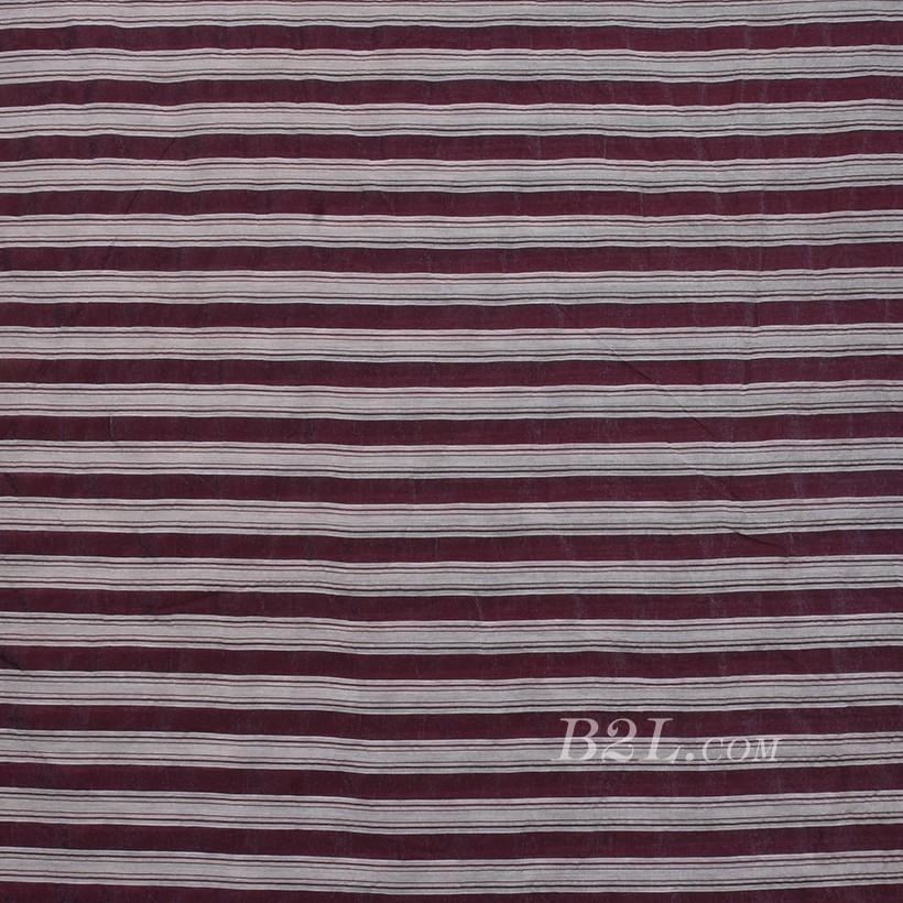 条纹 低弹 色织 连衣裙 短裙 女装 70622-2