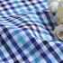 格子梭织色织无弹衬衫连衣裙半身裙柔软细腻棉感男装女装60419-41