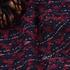 水波纹 毛呢 粗纺 梭织 色织 提花 无弹 外套 西装 短裤 柔软 粗糙 绒感 女装 冬 70820-1