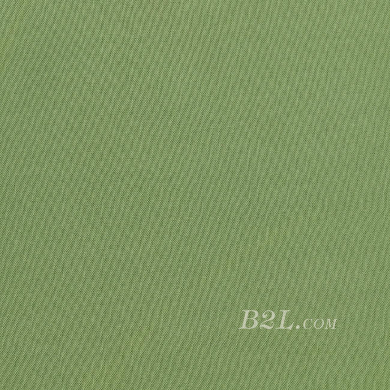 斜纹梭织素色染色连衣裙 短裙 衬衫 无弹 春 秋 柔软 麻感 70724-9