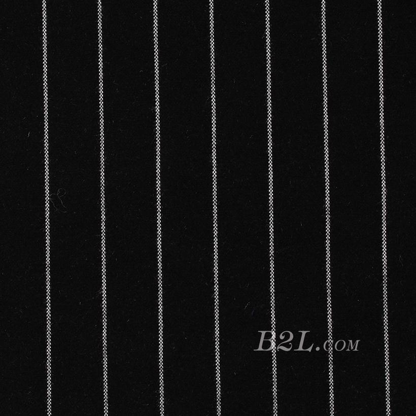条子 横条 圆机 针织 纬编 T恤 针织衫 连衣裙 棉感 弹力 60312-141