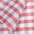 格子 棉感 色织 斜纹 外套 衬衫 上衣 薄 70622-67