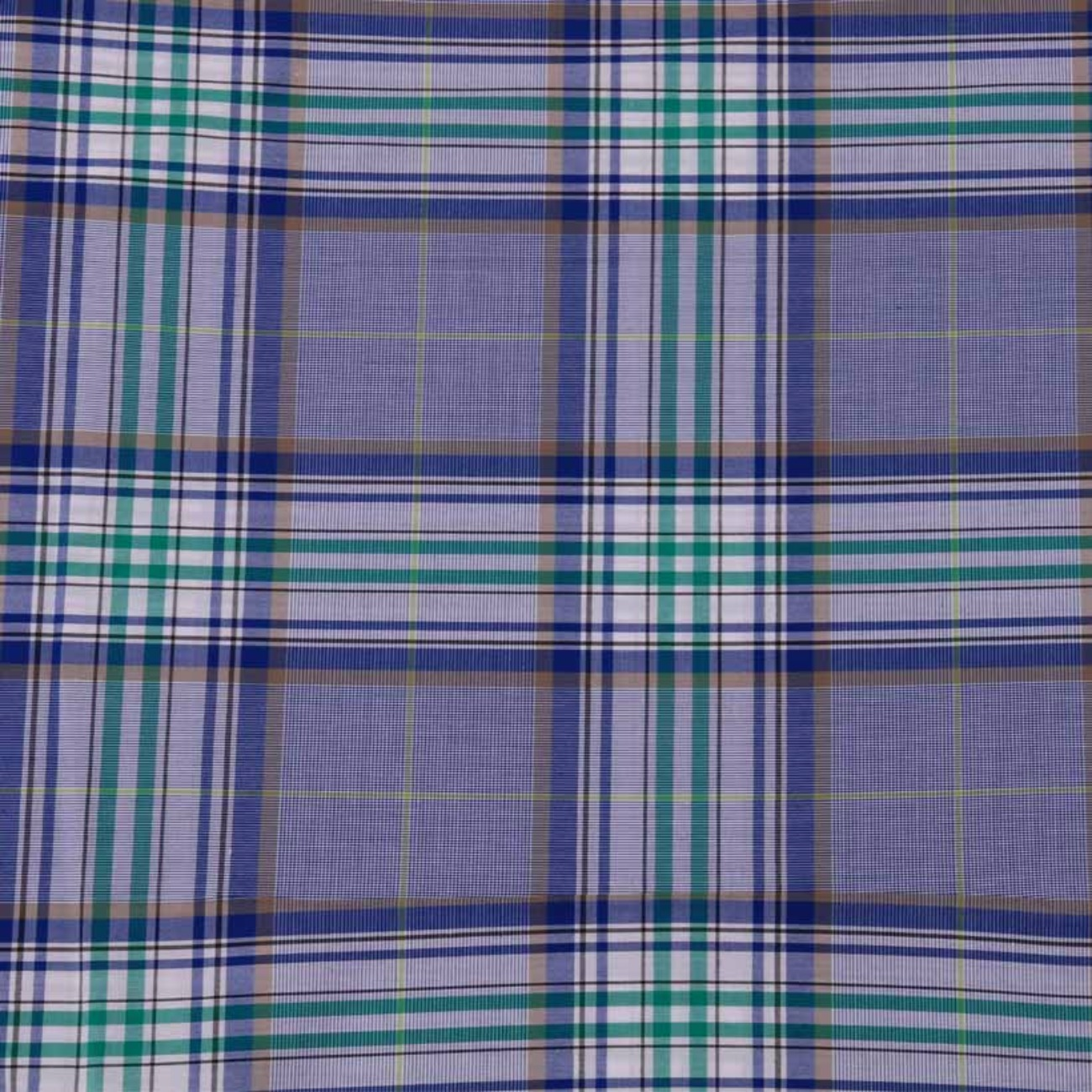 现货格子梭织色织低弹休闲时尚风格 衬衫连衣裙 短裙 棉感 60929-5