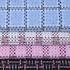 粗花呢 格子 毛呢 粗纺 梭织 色织 提花 无弹 外套 西装 短裤 柔软 粗糙 绒感 女装 春秋冬 70820-19