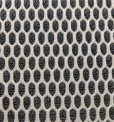 蜂巢六边形三明治网布