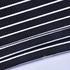 条子 横条 圆机 针织 纬编 T恤 针织衫 连衣裙 棉感 弹力 罗纹60312-48