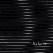 条子 横条圆机针织 纬编T恤 连衣裙 针织衫 弹力柔软 60311-17