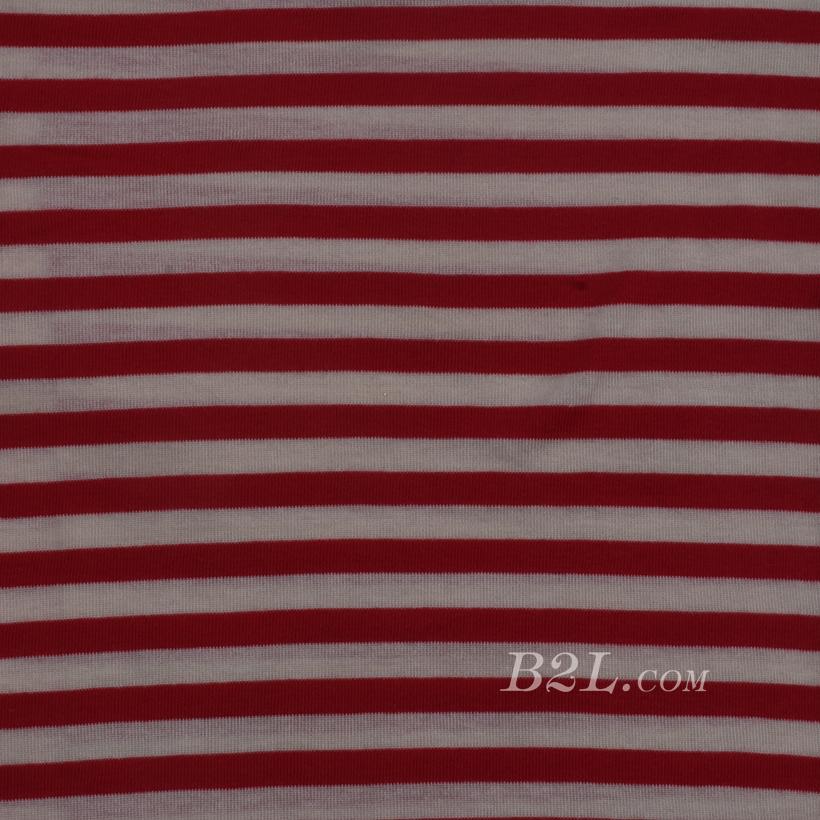 条纹 棉感 提花 平纹 连衣裙 外套 上衣 60701-8