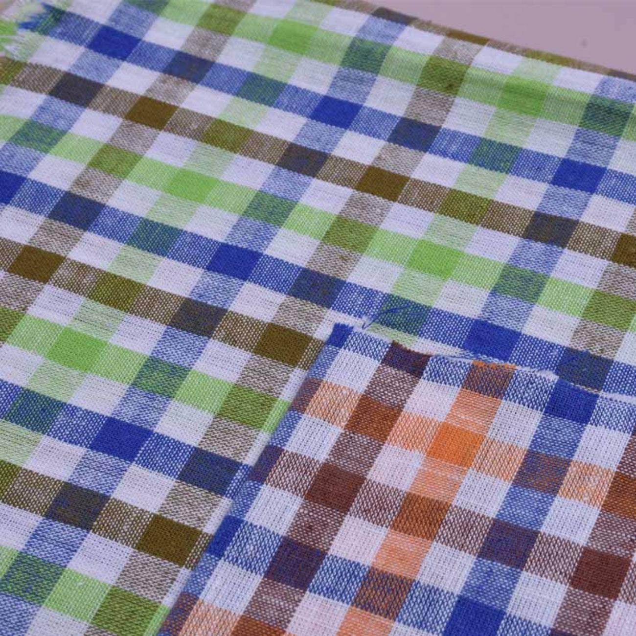 现货条子梭织色织休闲时尚风格衬衫连衣裙 短裙 棉感 60929-53