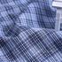 格子梭织色织无弹衬衫连衣裙半身裙柔软细腻棉感男装女装60419-29