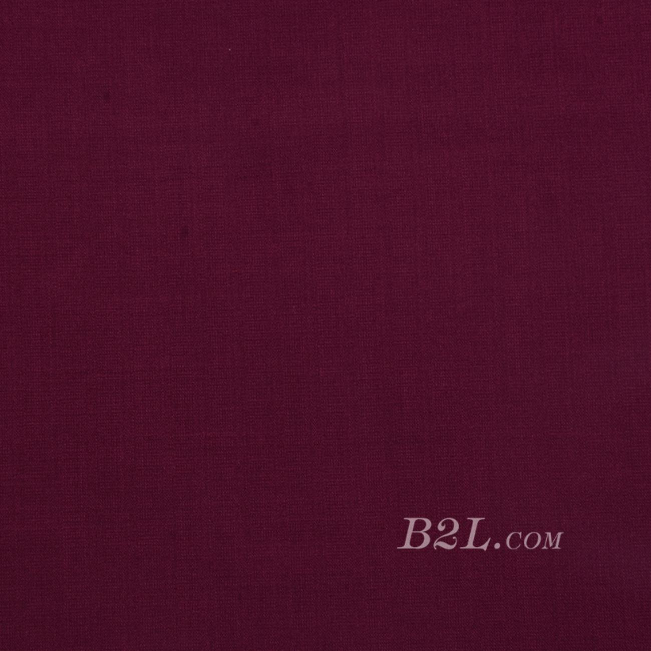 斜纹梭织染色素色短裙衬衫低弹春 秋 柔软 70823-27