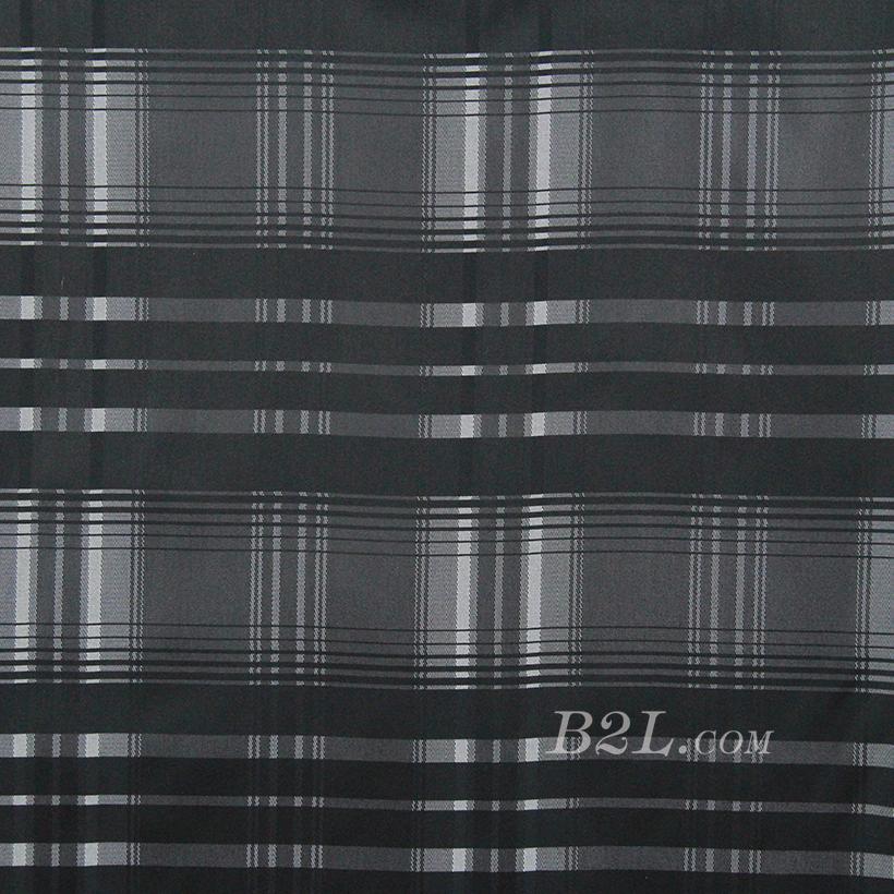 格子 涤棉 低弹 色织 衬衫 外套 70622-106