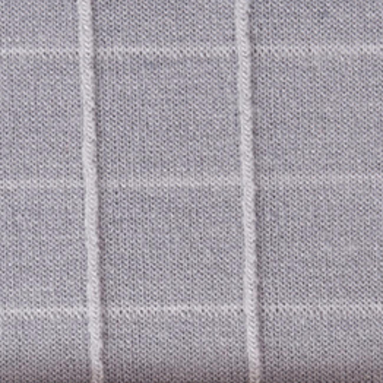 240g提花针织面料 2018春季棉涤女装面料弹力格子卫衣外套布料批