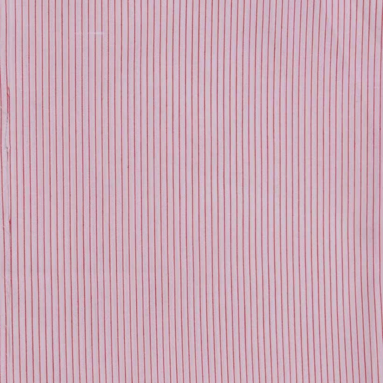 现货条子梭织色织低弹休闲时尚风格 衬衫 连衣裙 短裙 棉感 60929-37