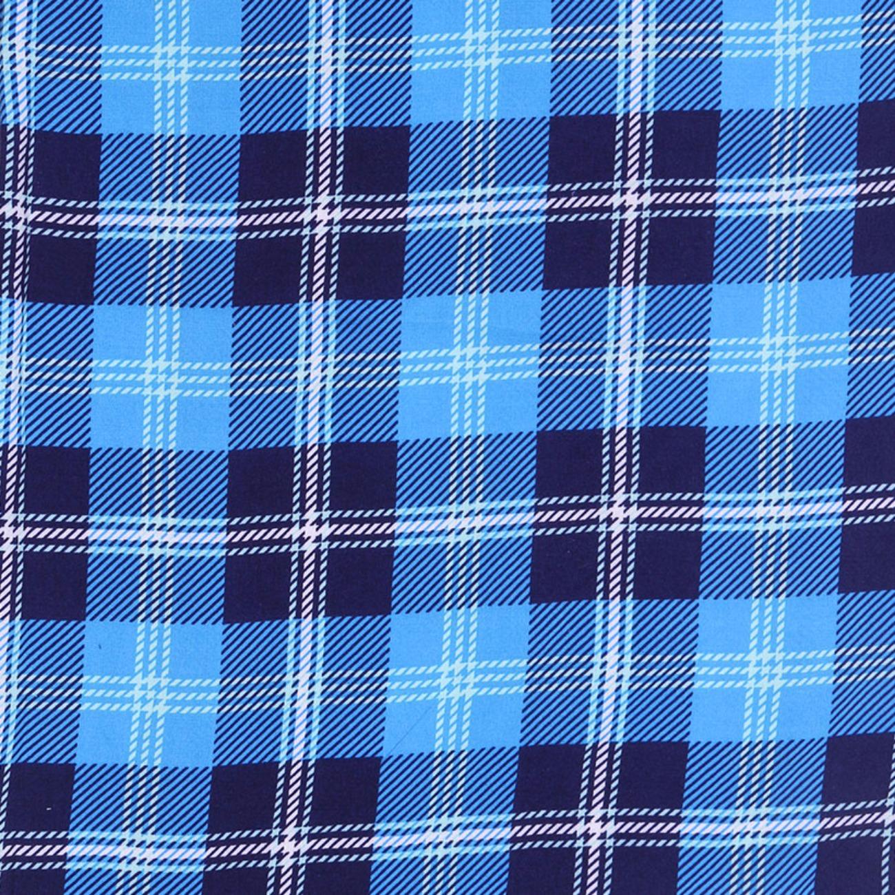 人棉期货 格子梭织印花无弹衬衫连衣裙 短裙 薄 棉感 70522-25