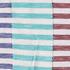 条子 横条 圆机 针织 纬编 T恤 针织衫 连衣裙 棉感 弹力 60312-85
