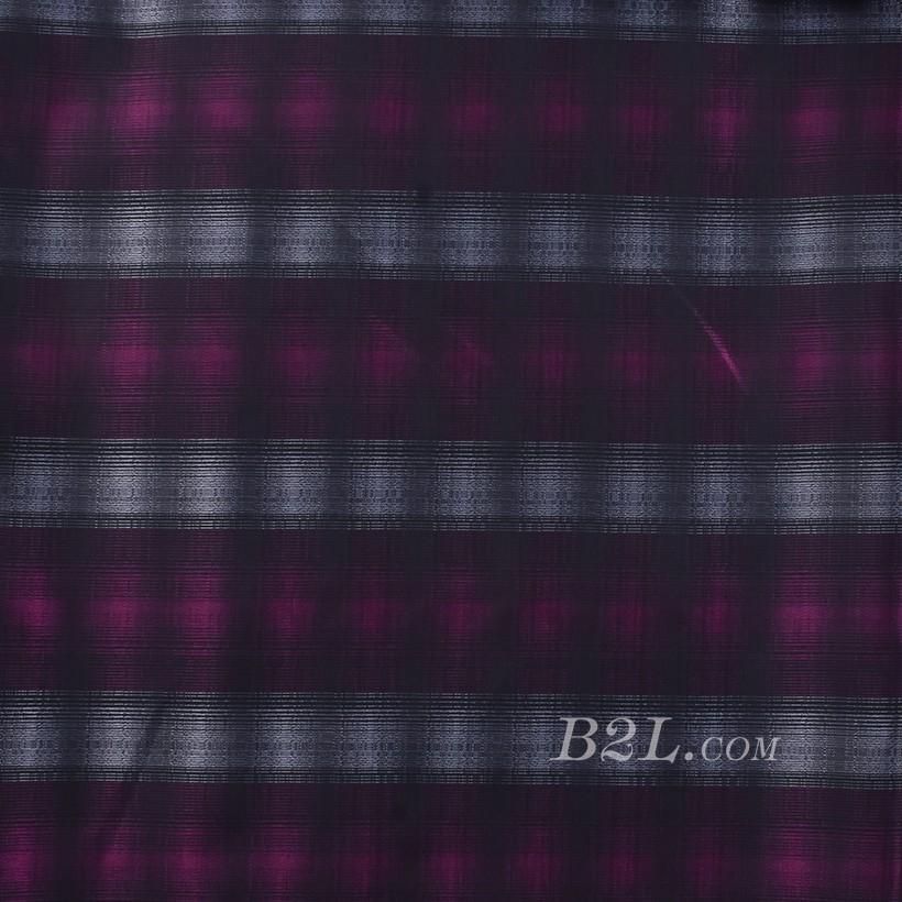 条纹 棉感 色织 平纹 外套 连衣裙 短裙 衬衫 70622-46