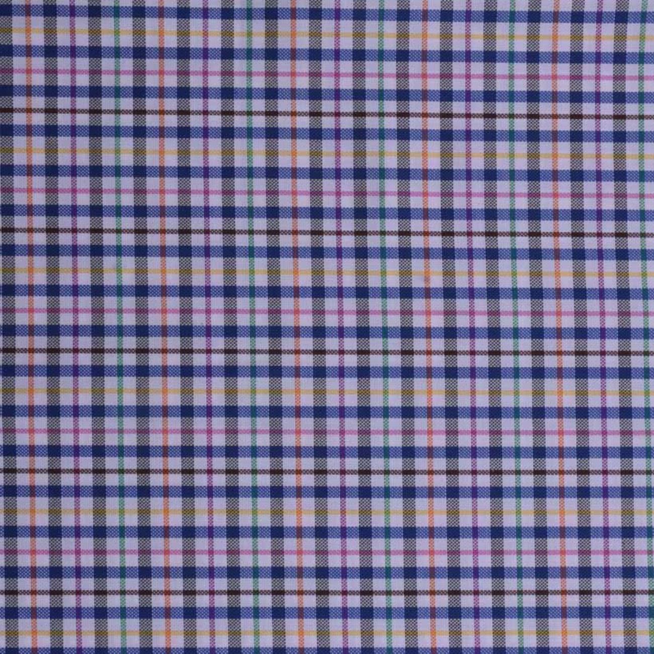 现货格子梭织色织提花低弹休闲时尚风格 衬衫 连衣裙 短裙 棉感 60929-52