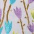 植物 针织 印花 单面 低弹 连衣裙 半身裙 上衣 60517-9