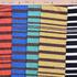 条子 横条 圆机 针织 纬编 T恤 针织衫 连衣裙 棉感 弹力 定位 罗纹 60312-182