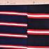 楼梯布 坑条 条子 横条 圆机 针织 纬编 T恤  连衣裙  针织衫 棉感  弹力 60311-5