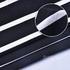 条子 横条 圆机 针织 纬编 T恤 针织衫 连衣裙 棉感 弹力 60312-16