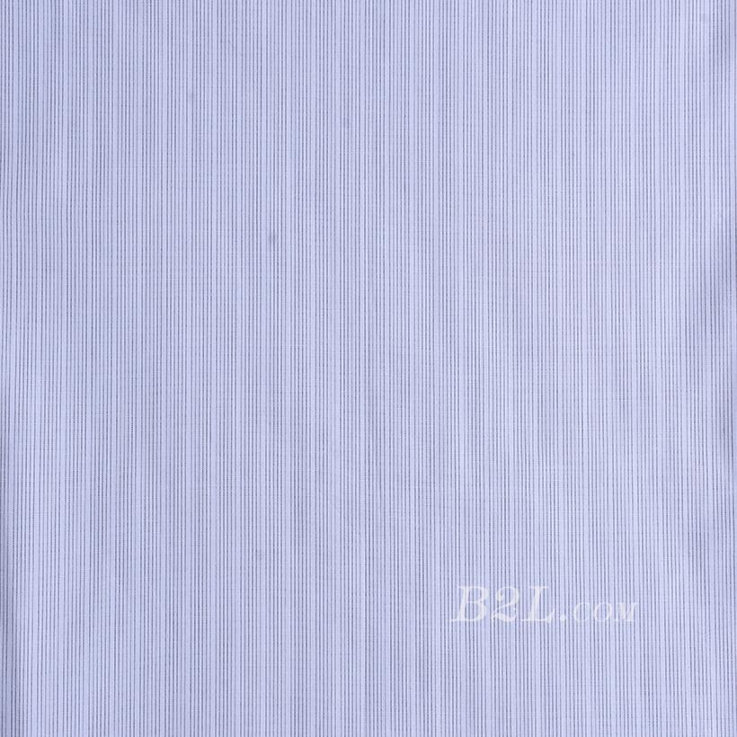 条子梭织色织无弹衬衫连衣裙半身裙细腻棉感男装女装60419-36