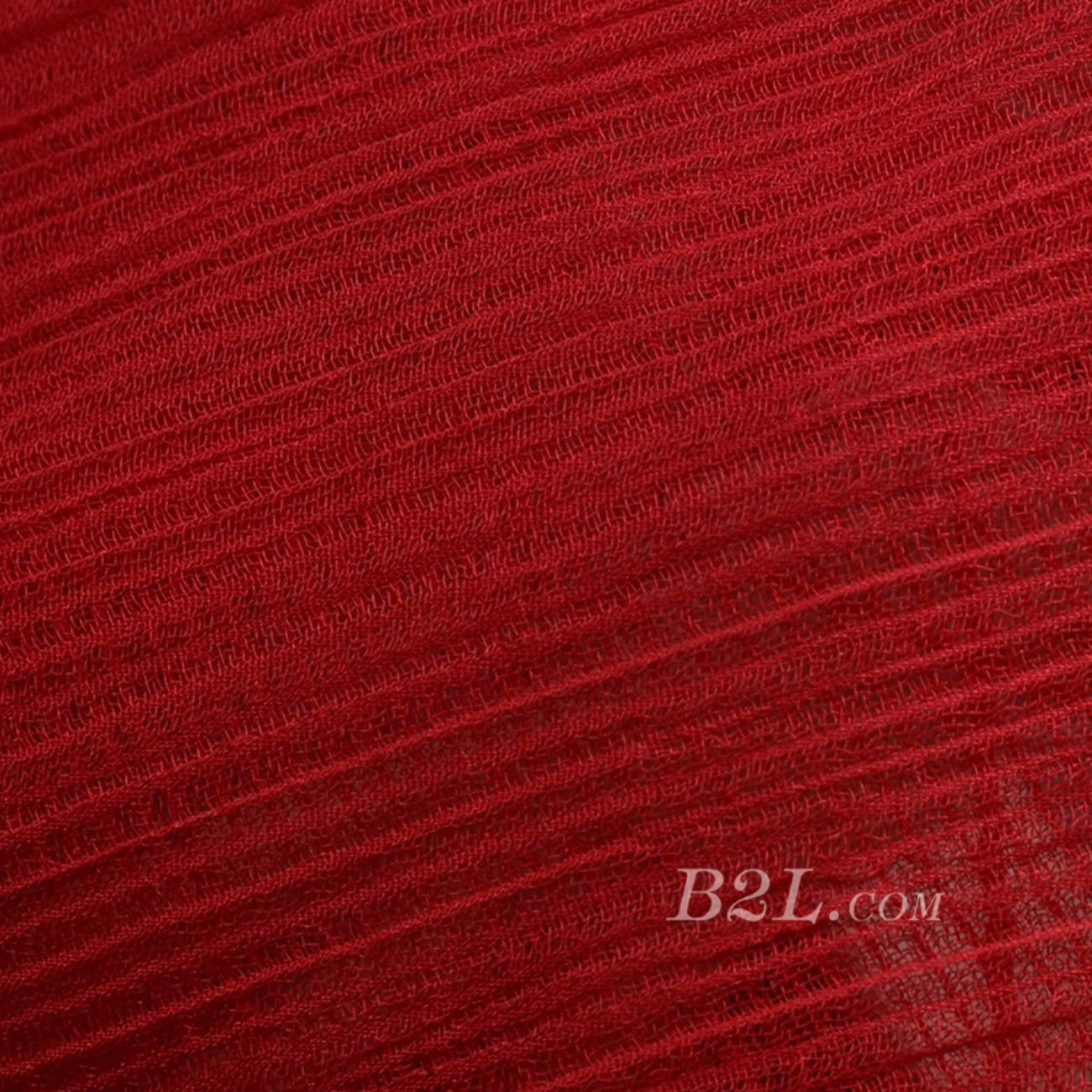 素色 梭织 全涤 雪纺 牙签条 染色 低弹 柔软 薄 连衣裙 衬衫 春秋 60802-8