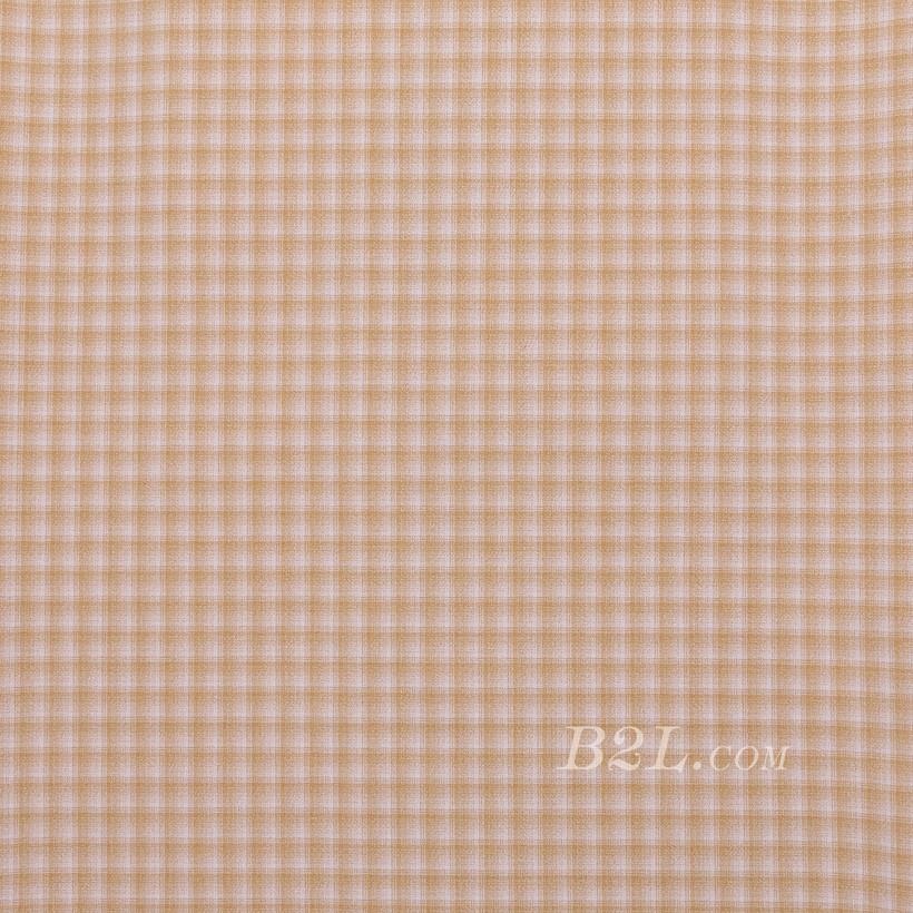 格子 棉感 色织 平纹 外套 衬衫 上衣 70622-129